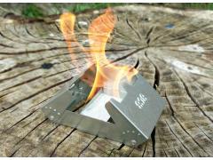 BCB INTERNATIONAL - Vojaški zložljivi gorilnik FireDragon na gorilne tablete