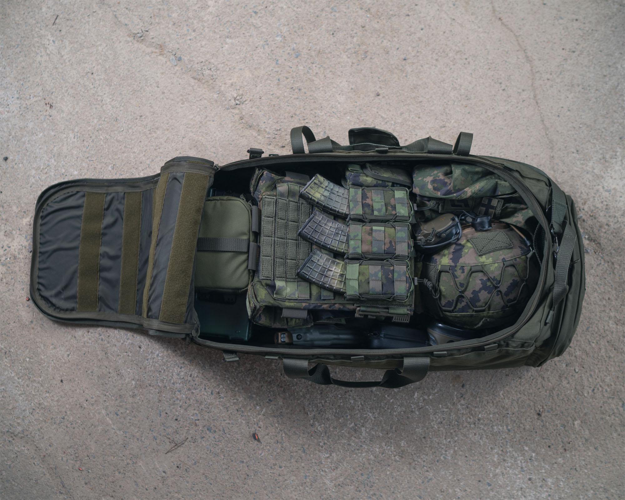 Strelske in transportne torbe
