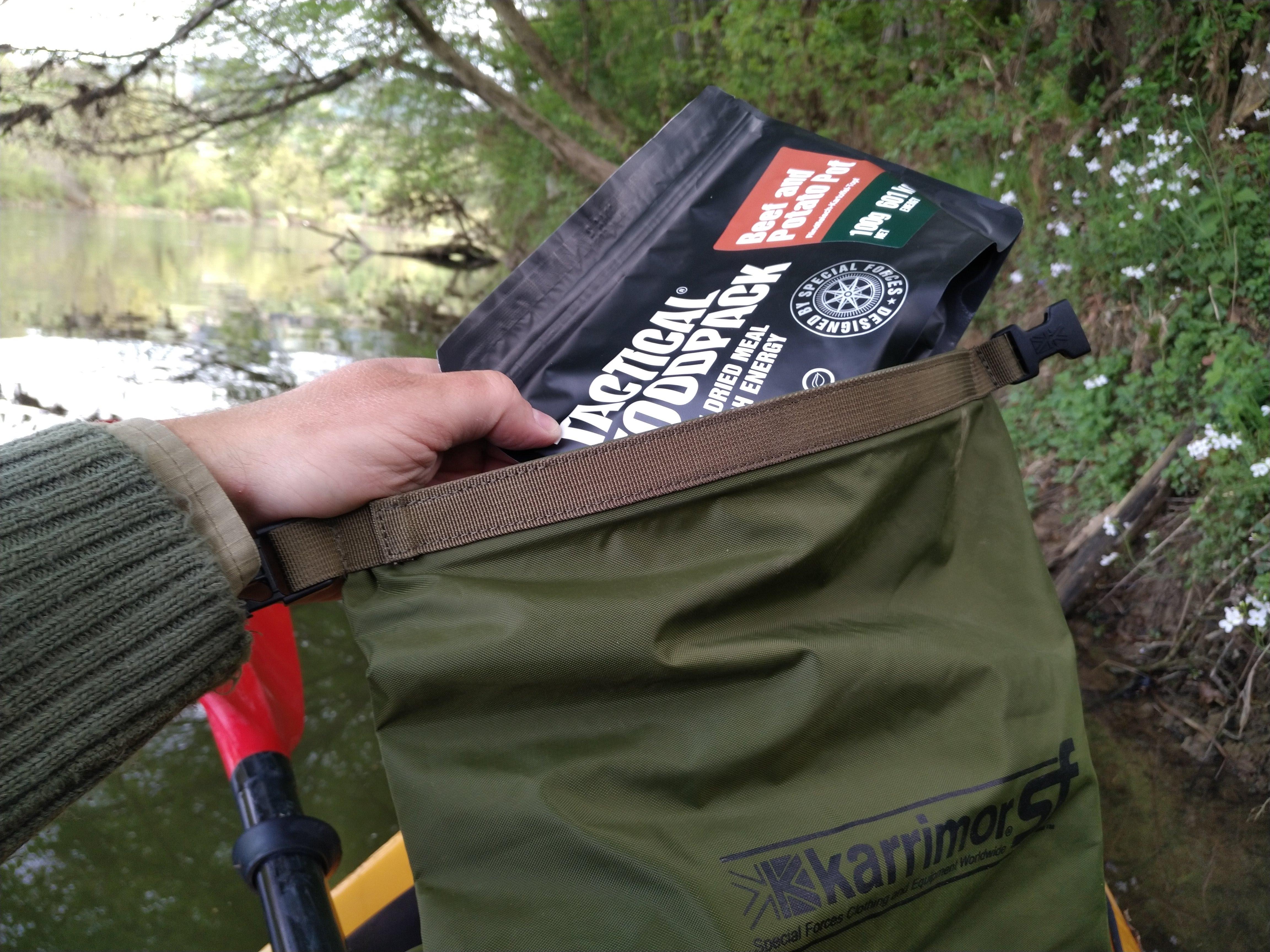 Nepremočljive vreče (Dry Bag)