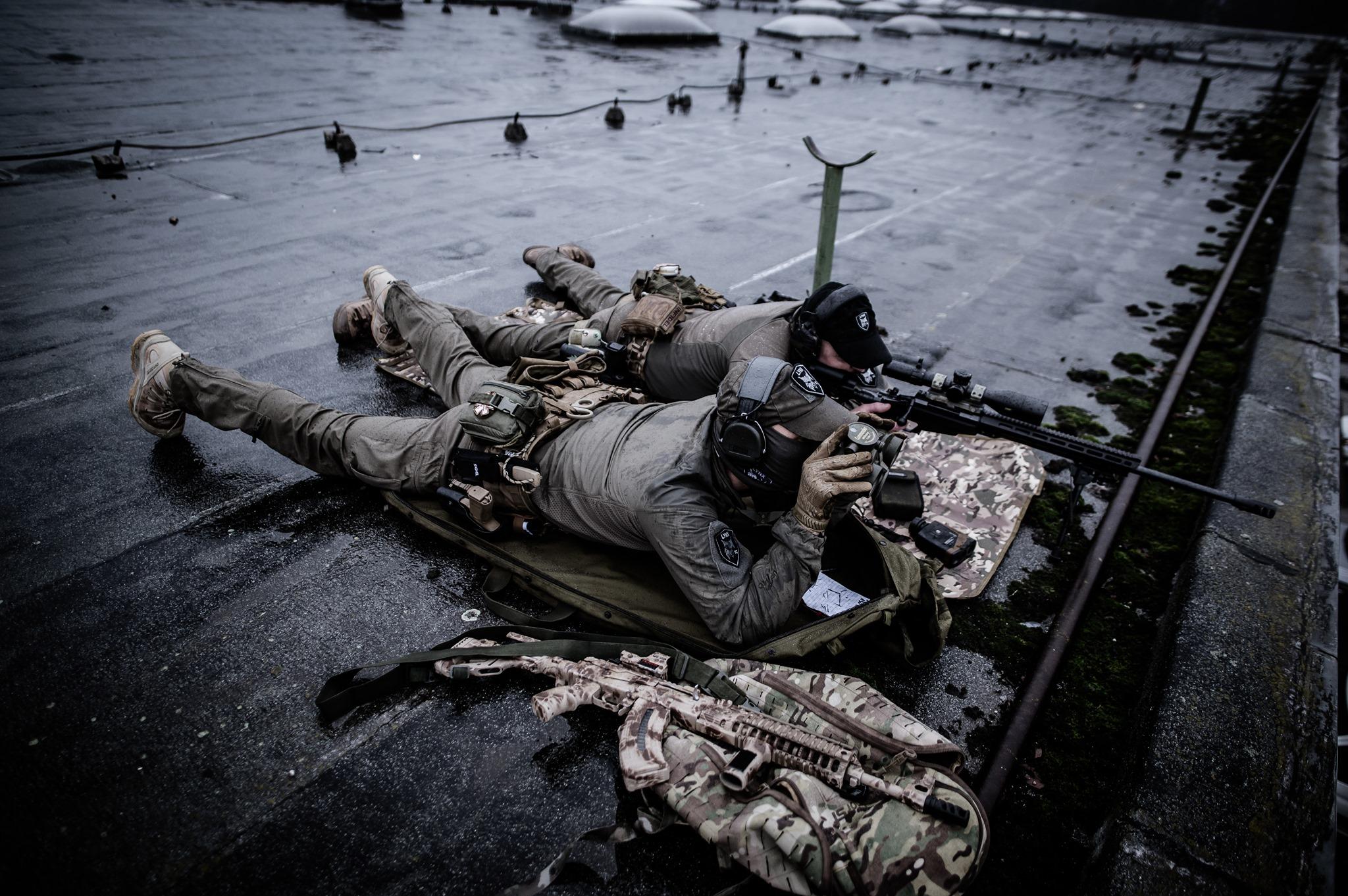 Oprema za strelce in ostrostrelce