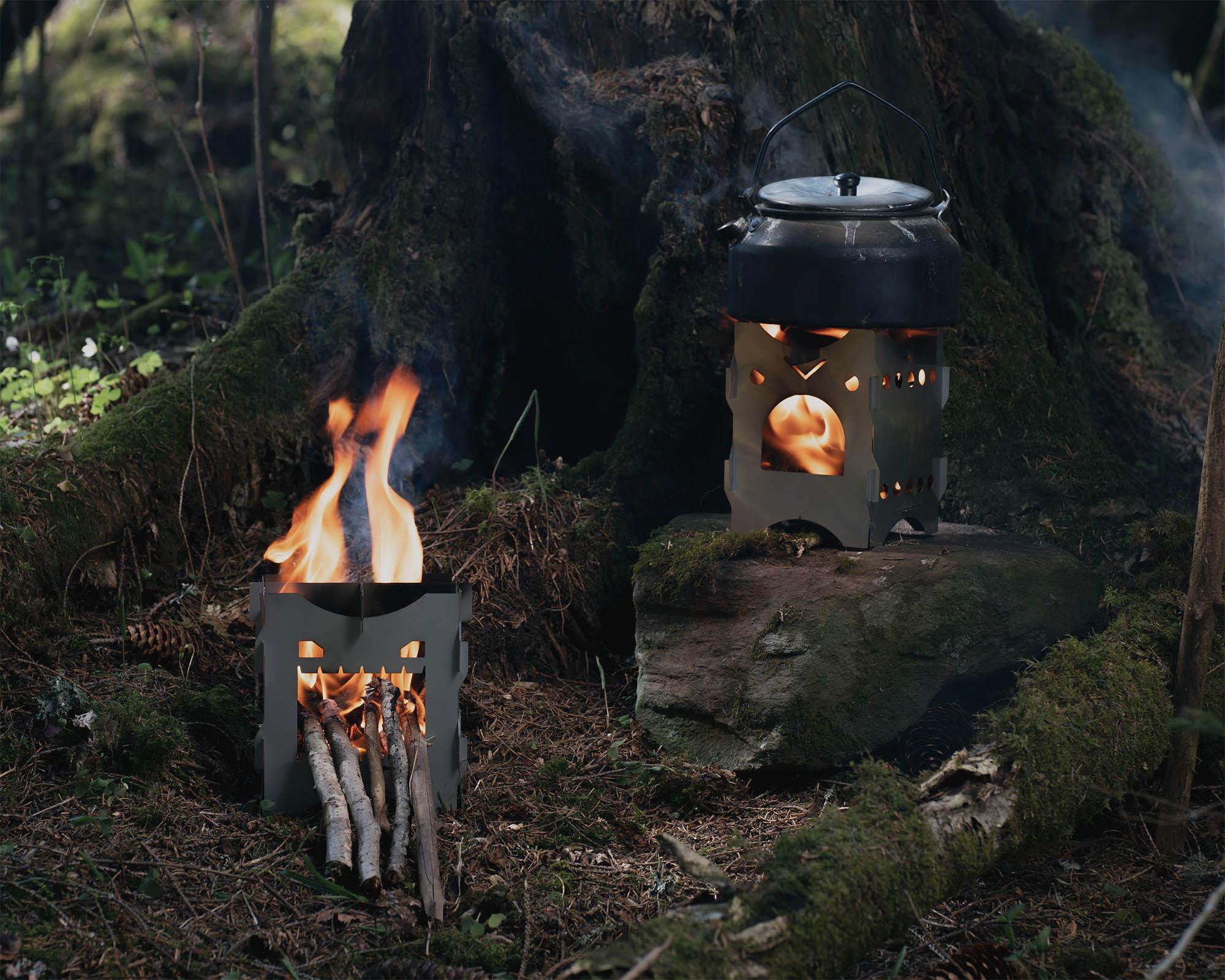 Oprema za pripravo ognja