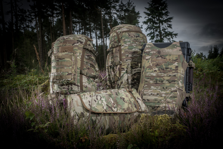 Vojaški nahrbtniki in nosilni sistemi