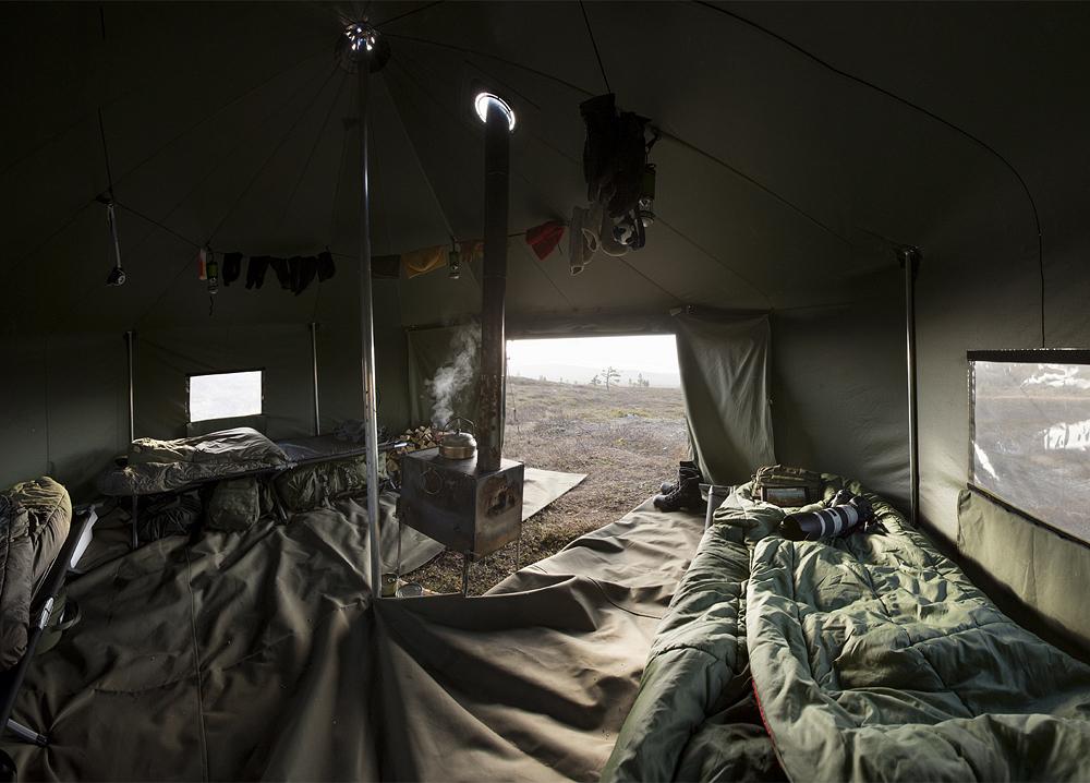 Oprema za bivanje na terenu