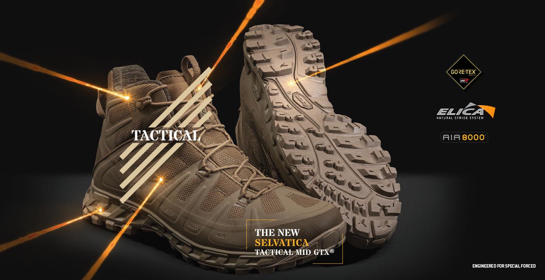 Vojaški čevlji