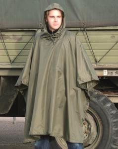 Vojaški pončo ripstop material  by B33 army shop at www.opremljen.si