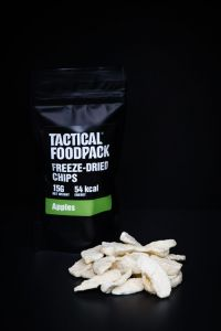 Liofilizirani jabolčni čips - Tactical Foodpack