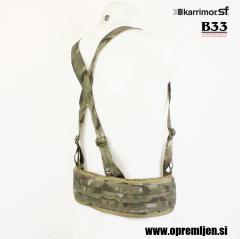 Vojaške naramnice PREDATOR UNDER ARMOUR YOKE KARRIMOR SF by B33 army shop at www.opremljen.si