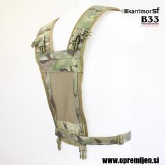Vojaški nosilni YOKE sistem KARRIMOR SF multicam barva, B33 army shop, trgovina z vojaško opremo, vojaška trgovina