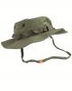 Vojaški 3-slojni nepremočljivi klobuk US OD TRILAMINAT GI BOONIE HAT olivna barva