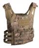 Vojaški & security zaščitni taktični jopič PLATE CARRIER VEST GEN. II multicamo barve