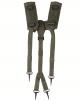 MIL-TEC vojaške taktične naramnice za vojaški pištolski opasač oliva barva by B33 army shop at www.opremlje.si