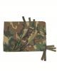 Vojaško večnamensko šotorsko krilo woodland barva