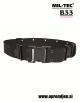 B33 army shop - US vojaški pištolski opasač LC2 črne barve MILTEC, MIL-TEC opremite se na www.opremljen.si  (trgovina z vojaško opremo, vojaška trgovina)