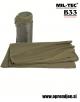 Vojaška deka iz termoflisa olivna barva 200 x 150 cm by B33 army shop at www.opremljen.si, MILTEC, MIL-TEC, trgovina z vojaško opremo, vojaška trgovina