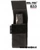 B33 army shop Etui za nož SECURITY 4'' (Višina 11 cm) črna barva MILTEC opremite se na www.opremljen.si vojaška trgovina, trgovina z vojaško opremo