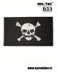 B33 army shop - piratska zastava (Jolly Roger), MILTEC, MIL-TEC, opremite se na www.opremljen.si (trgovina z vojaško opremo, vojaška trgovina)
