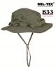 B33 army shop vojaški ripstop klobuk US GI BOONIE OLIV