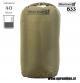 DRY BAG 40 Karrimor SF - vojaška nepremočljiva vreča 40 litrov za nahrbtnike srednje velikosti coyote barva by B33 army shop at www.opremljen.si