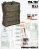 B33 army shop - prva pomoč 43delna LEINA WERKE GMBH at www.opremljen.si