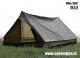 MIL-TEC vojaški šotor za dve odrasli osebi 'MINI PACK SUPER' olivna barva by B33 army shop at www.opremljen.si