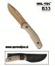 Vojaški nož - vsestranski, zelo oster nož S440/G10 MILTEC by B33 army shop at www.opremljen.si