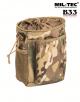 Vojaška MOLLE torbica za odlaganje praznih magazinov/nabojnikov (drop pouch MOLLE)  multi camo vzorec