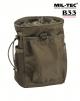 Vojaška MOLLE torbica za odlaganje praznih magazinov/nabojnikov (drop pouch MOLLE)  olivna barva