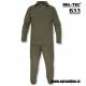 Podobleka iz termoflisa olivne barve z visokim ovratnikom z zadrgo, MILTEC, MIL-TEC by B33 army shop www.opremljen.si, trgovina z vojaško opremo, vojaška trgovina