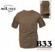 Tactical T-shirt olivna barva by B33 army shop at www.opremljen.si