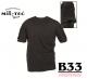 Tactical T-shirt črna barva by B33 army shop at www.opremljen.si