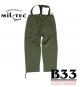 Trislojne nepremočljive hlače za dež in sneg by B33 army shop www.opremljen.si