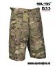 US vojaške bermuda hlače maskirni vzorec multicamo, ripstop tkanina, ACU (Army Combat Uniform)