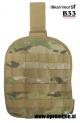 Vojaška nožna modularna platforma PREDATOR DROP LEG MOUNT MODULAR KARRIMOR SF by B33 army shop at www.opremljen.si