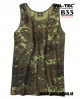 Vojaška TANK TOP majica flecktarn MILTEC by B33 army shop at www.opremljen.si