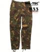 US vojaške ranger hlače vzorec DUTCH woodland, tip BDU (Battle Dress Uniform) by B33 at www.opremljen.si