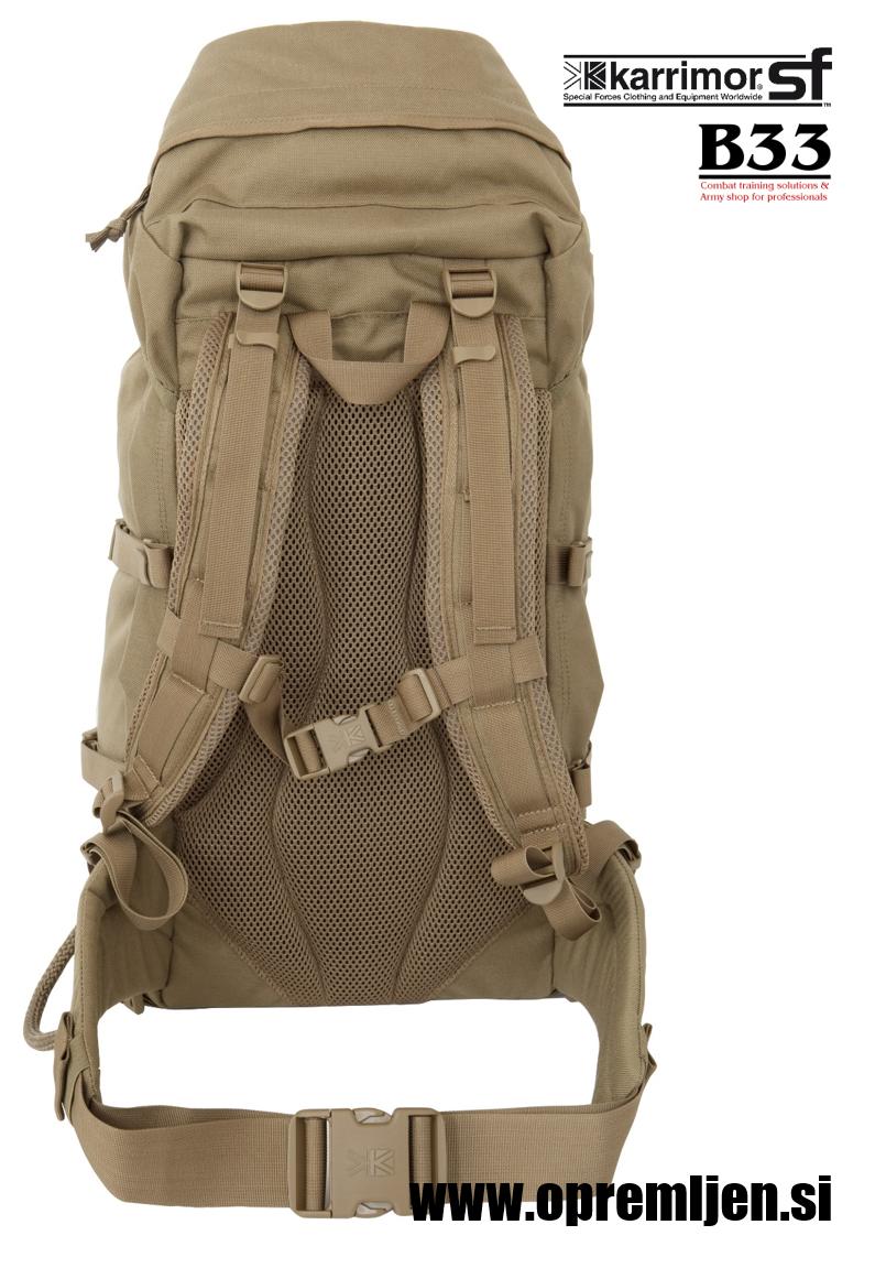 Vojaški nahrbtnik SABRE 45 KARRIMOR SF, B33 army shop at www.opremljen.si, trgovina z vojaško opremo, vojaška trgovina