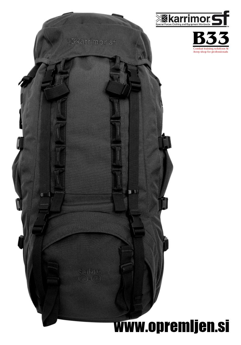 Vojaški nahrbtnik SABRE 60-100 KARRIMOR SF by B33 army shop at www.opremljen.si, vojaška trgovina, trgovina z vojaško opremo