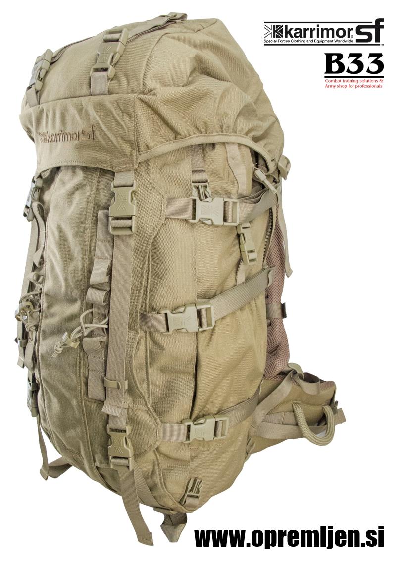 Vojaški nahrbtnik SABRE 75 KARRIMOR SF, B33 army shop at www.opremljen.si, Army shop, Trgovina z vojaško opremo, vojaška trgovina, planinski nahrbtnik, nahrbtnik