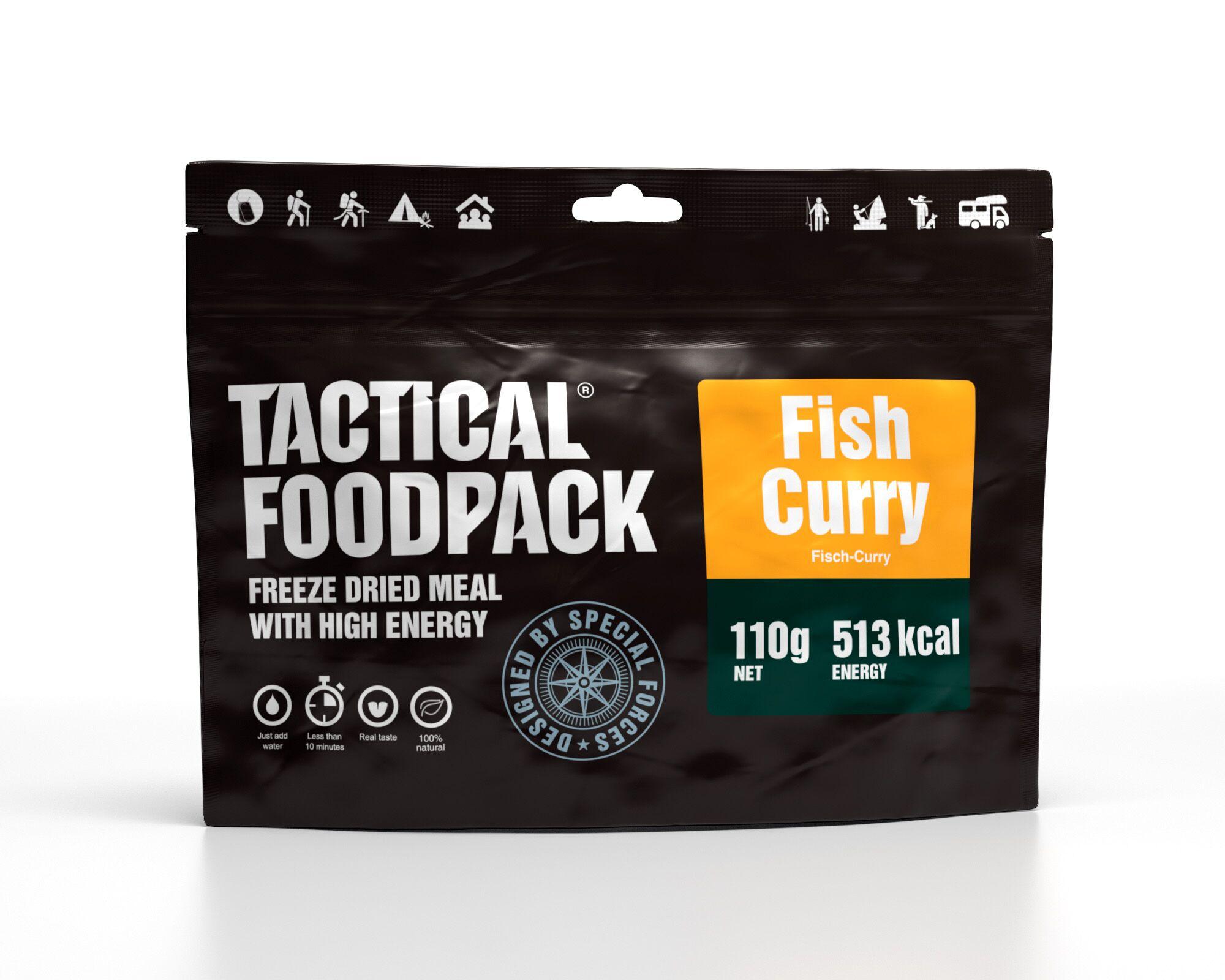 Dehidrirana hrana Tactical Foodpack - Fish Curry , B33 army shop at www.opremljen.si, trgovina z vojaško opremo, vojaška trgovina