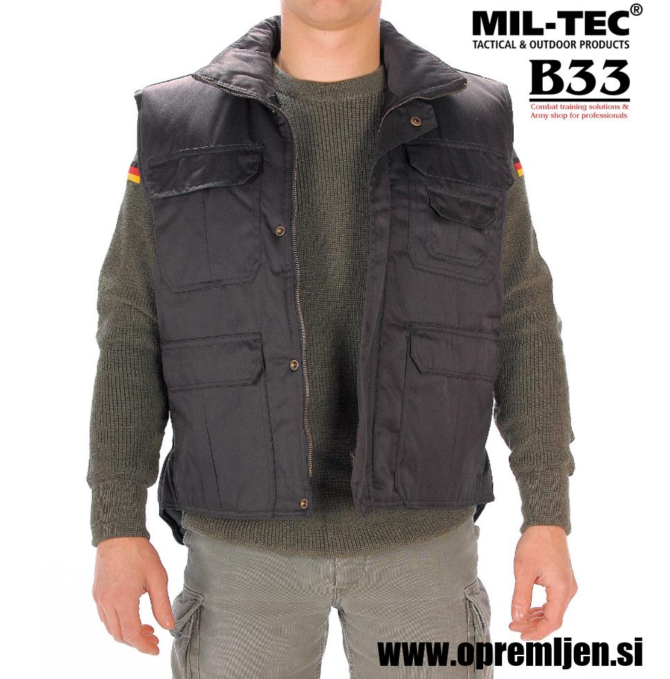 vojaški brezrokavnik, lovski brezrokavnik, ribiški brezrokavnik by B33 army shop at www.opremljen.si