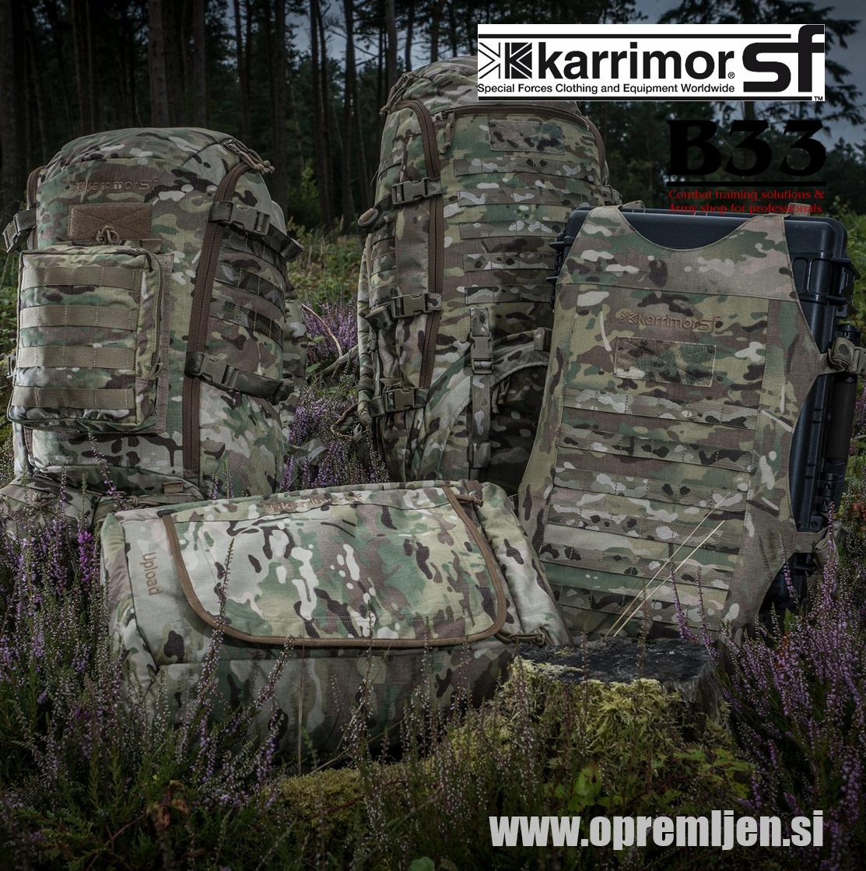 B33 army shop - Karrimor SF vojaški nahrbniki by B33 army shop at www.opremljen.si, trgovina z vojaško opremo, vojaška trgovina