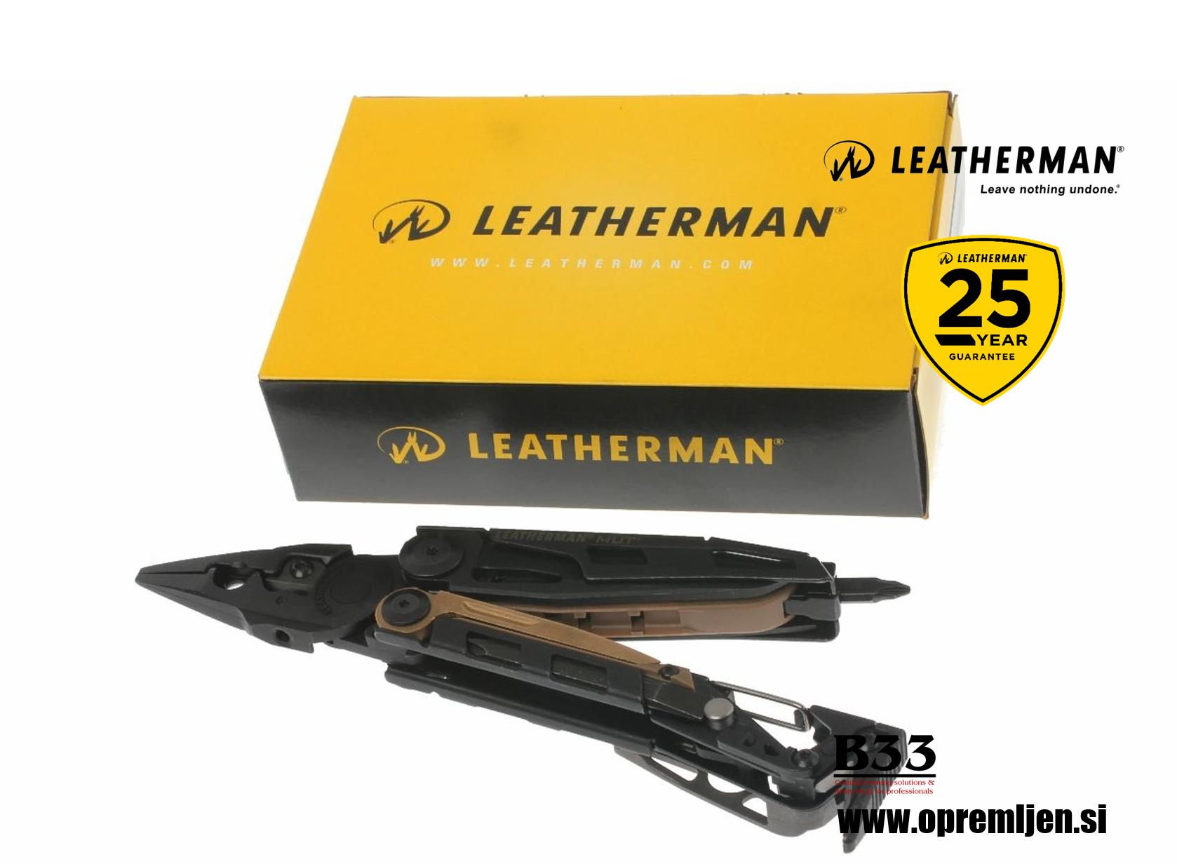 B33 army shop - Leatherman MUT EOD, večnamensko vojaško orodje by B33 army shop at www.opremljen.si, trgovina z vojaško opremo, vojaška trgovina