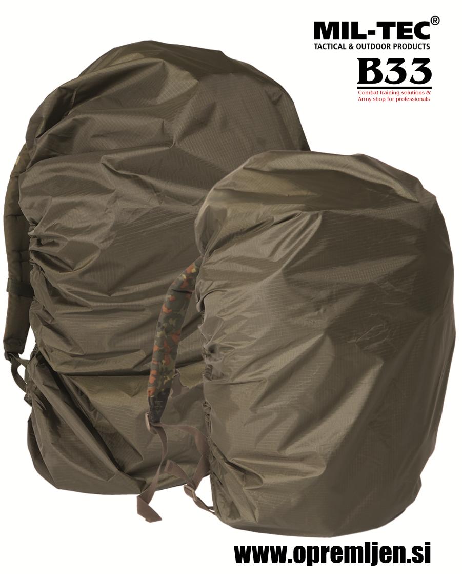 B33 army shop - zaščitna ponjava za nahrbtnike prostornine 80 litrov