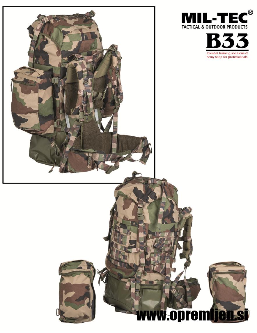 B33 army shop - vojaški nahrbtnik prostornine 100 litrov