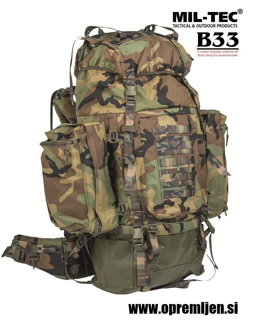 B33 army shop - vojaški nahrbtnik 100 litrov