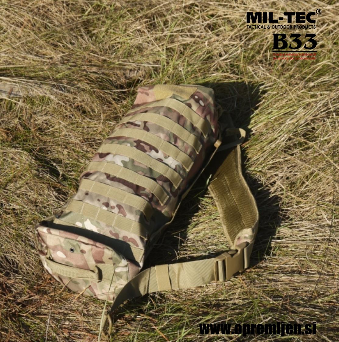 B33 army shop - vojaške ramenska torba MOLLE, MILTEC, MILTEC by B33 army shop at www.opremljen.si (vojaška trgovina, trgovina z vojaško opremo)