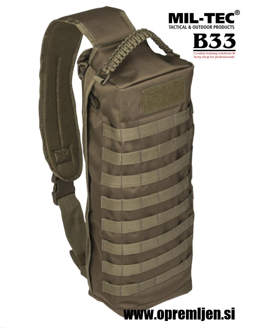 Vojaška ramenska MOLLE torba MILTEC, MIL-TEC by B33 army shop at www.opremljen.si (trgovina z vojaško opremo, vojaška trgovina)