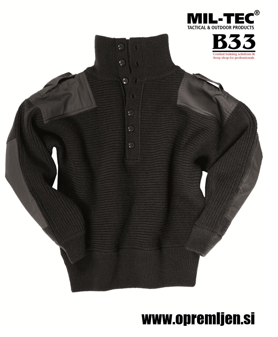B33 army shop - Alpski vojaški pulover, vojaški volneni pulover, vojaški pulover iz volne, vojaški pulover iz 100% volne, lovski pulover, MILTEC, MIL-TEC by B33 army shop at www.opremljen.si, trgovina z vojaško opremo, vojaška trgovina