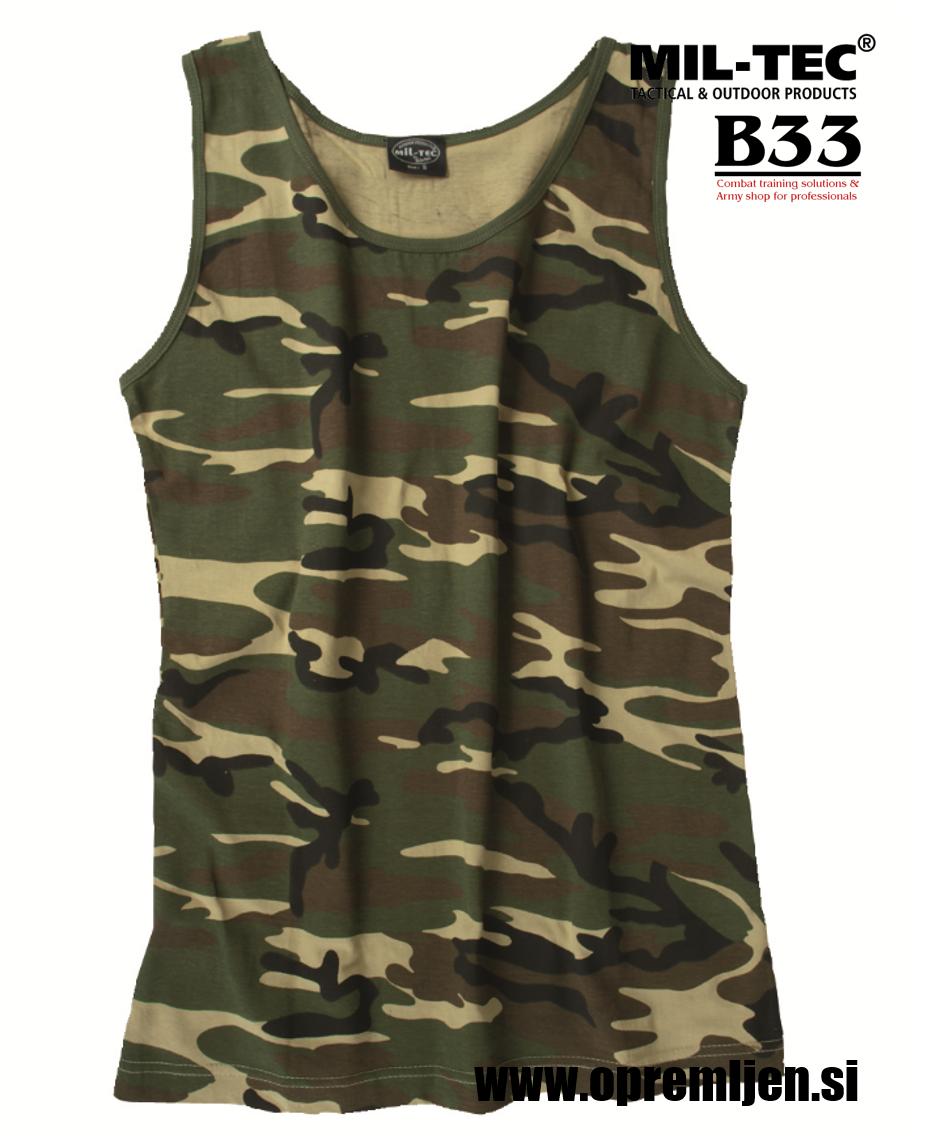 Vojaška TANK TOP majica MILTEC by B33 army shop at www.opremljen.si