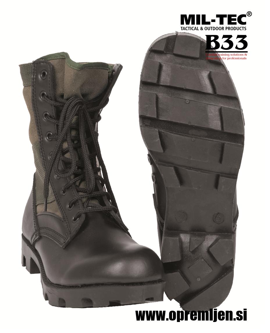 B33 army shop - vojaška obutev, vojaški škorenj US Panama, vojaški škornji US Panama, vojaška trgovina, trgovina z vojaško opremo MILTEC, MIL-TEC